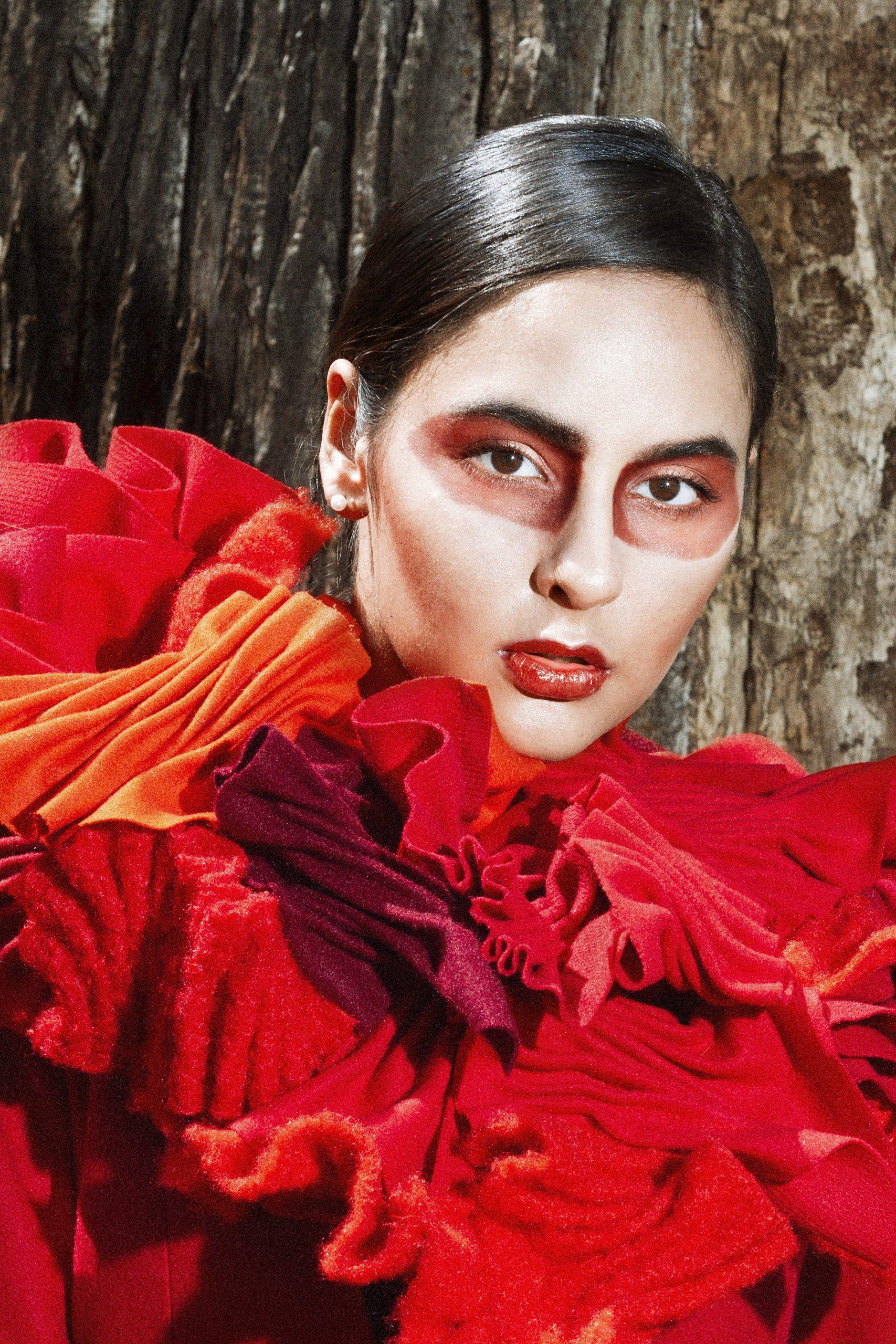 Fashionshoot Assuré magazine